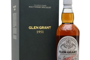 Glen Grant 1951 / 62 Year Old / Gordon & Macphail Speyside Whisky