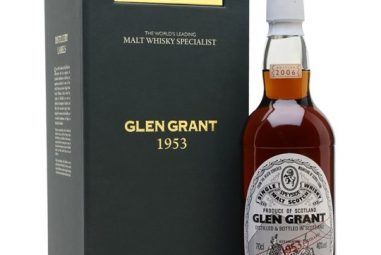 Glen Grant 1953 / 52 Year Old / Gordon & Macphail Speyside Whisky