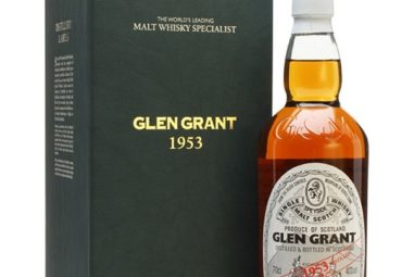 Glen Grant 1953 / 60 Year Old / Gordon & Macphail Speyside Whisky