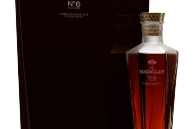 Macallan No.6 Decanter Speyside Single Malt Scotch Whisky